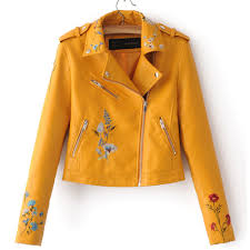 motorcycle coats women faux leather jacket picture more detailed picture about