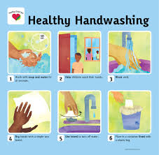 printable poster for hand washing hand washing posters collection personal hygiene