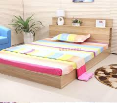 Mdf Bed Frame Modern Design Mdf Bed In Factory Price Buy The Bed Of Cheap