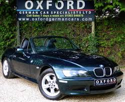 bmw z3 z31 9 roadster just 32k miles and immaculate for sale from