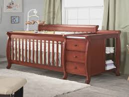 Cribs With Changing Tables Attached Seven Ideas To Organize Your Own Baby Crib With Changing