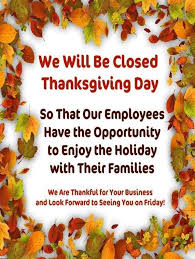 happy thanksgiving crivitz youth inc