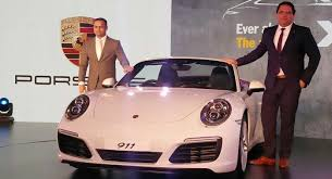 porsche 911 launch porsche 911 launched in india at inr 1 42 crores gaadikey