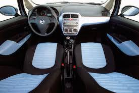 Grande Punto Interior View Of Fiat Grande Punto 1 3 Mulitijet Dynamic Photos Video