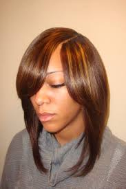 best hair for weave sew ins short hairstyles with sew in weave