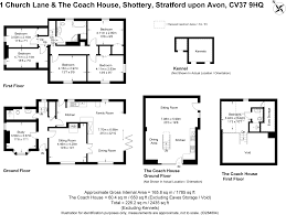 6 bedroom detached house for sale in 1 church lane shottery cv37