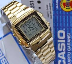 Jam Tangan Casio Gold jam tangan casio original db 360
