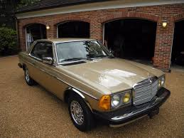 mercedes w123 coupe for sale 1984 mercedes 300cd turbodiesel for sale on bat auctions