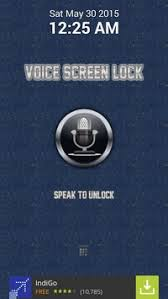 screen lock pro apk voice screen lock pro apk free tools app for android