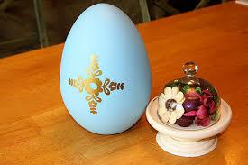 jumbo easter egg maggie muggins designs gold vinyl jumbo easter eggs