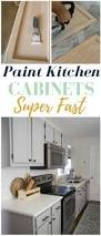 How To Make Kitchen Cabinets Look Better Best 25 Repainted Kitchen Cabinets Ideas On Pinterest Painting