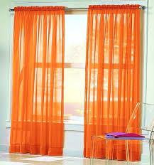 Burnt Orange Sheer Curtains Burnt Orange Sheer Curtains Burnt Orange Sheer Curtains Teawing Co
