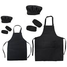 Designer Kitchen Aprons by Now Designs Kids Apron And Chef Hat Set Cakes