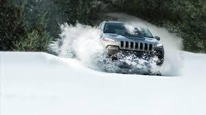 jeep snow new jeep cherokee specials