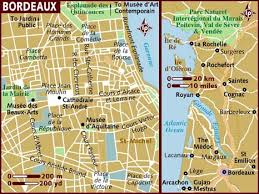 map of st and miquelon map of bordeaux
