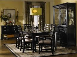 Black Dining Room Table Set Small Round Dining Table Set Art Galleries In Black Dining Room