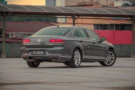volkswagen sedan malaysia the cannonball run the new volkswagen passat tried and tested