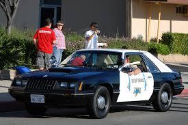 1982 ford mustang hatchback california highway patrol chp 1982 ford mustang 5 0 ha flickr