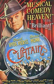 Curtains Music Broadway Musical Home Curtains