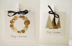 Homemade Christmas Card Ideas by Christmas Cards Diy Hello Gwen