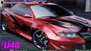 vauxhall monaro vxr need for speed carbon vauxhall monaro vxr customization youtube
