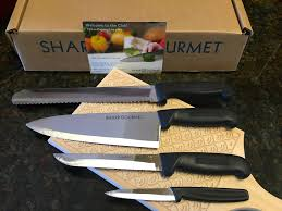 4 knife set u2013 sharp gourmet