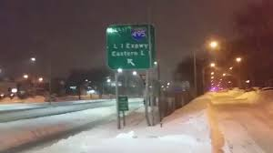 The Biggest Blizzard Measuring Nyc U0027s Biggest Blizzard On The L I E Of All Places Youtube