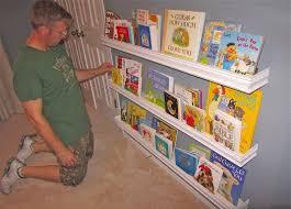 Nursery Wall Bookshelf Creating Baby Room Bookshelves Home Design U0026 Layout Ideas