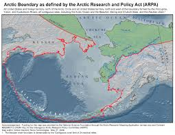 Maps Alaska by Arctic Gov U003e Maps