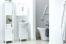 Freestanding Bathroom Furniture Cabinets White Bathroom Cabinet White Freestanding Bathroom White