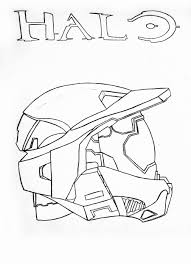 master chief u0027s helmet by beastgirl7 on deviantart halo