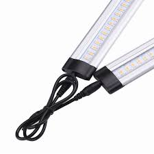 kitchen lighting led under cabinet dmxy led bar light seamless connecting rigid led strip smd2835 led