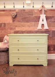 Pottery Barn Changing Table Diy Pottery Barn Inspired Changing Table Shanty 2 Chic