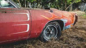 Barn Finds Cars 1969 Dodge Daytona Charger Barn Find Alabama Photos