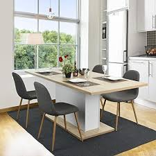 greenforest dining side chairs eames style strong metal legs