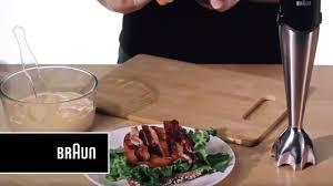 cuisine braun sriracha mayo recipe braun multiquick blender