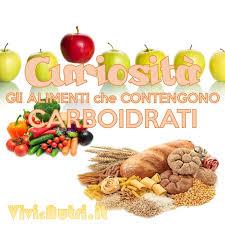 glucidi alimenti cosa sono i carboidrati vivienutri it