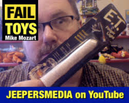 Funny Video E T Finger Light with Mike Mozart Toy Reviewer…