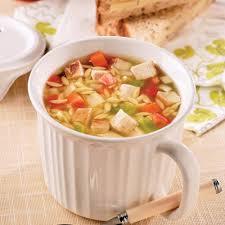 cuisiner comme un chef recettes soupe repas au poulet et orzo recettes cuisine et nutrition