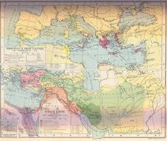 Persia Map Hellenic States U0026 Western Persian Empire 500 450 Bce