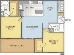 Watermark Floor Plan Roanoke Apartments For Rent Watermark Maa