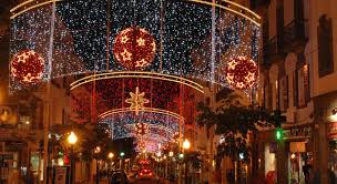 New Year Lighting Decorations by New Year Festivities Madeira Madeira New Year Festivities