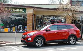 2013 hyundai santa fe limited drive review 2013 hyundai santa fe limited proves that