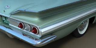 1960 chevrolet paint codes