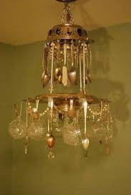 Chicken Wire Chandelier So Gonna Make One Of These Charming Chic Pinterest Lights