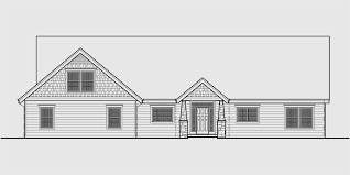One Story Ranch House Plans Ranch House Plans American House Design Ranch Style Home Plans