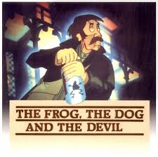 Awn Animation Keep It In Motion Classic Animation Revisited The Frog The Dog