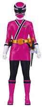samurai halloween costume shinken pink power rangers samurai