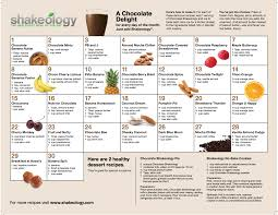 shakeology recipes rippedclub
