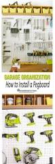 best 25 tool organization ideas on pinterest garage tool